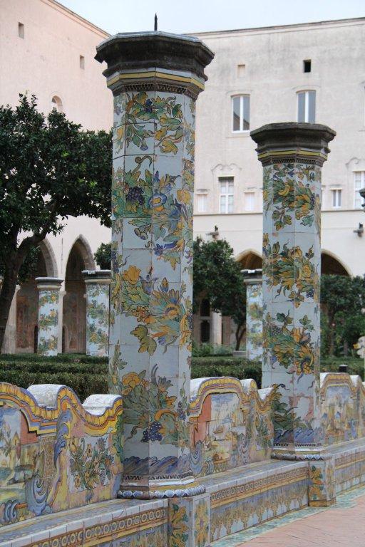 0060-Naples-Cloitre-des-clarisses