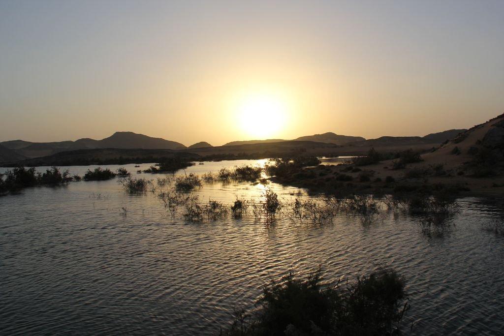 0009-Lac-Nasser-coucher-de-soleil