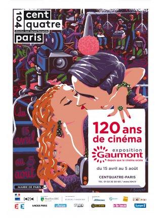 120 ans de cinéma Gaumont