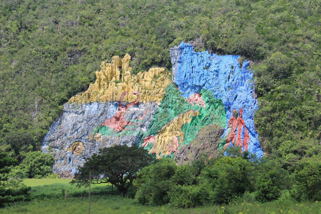 0346-Cuba-Viñales-mur-préhistoire