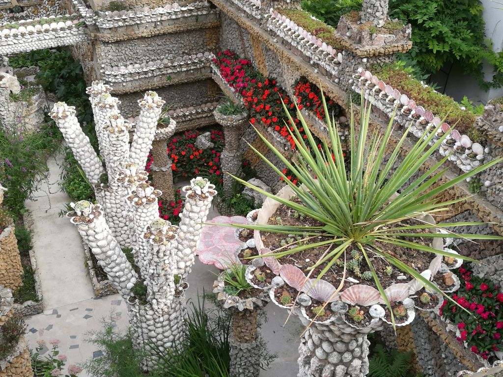 Jardin rosa mir lyon par ci par l for Jardin rosa alcoy