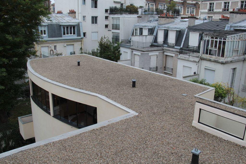 Le toit terasse