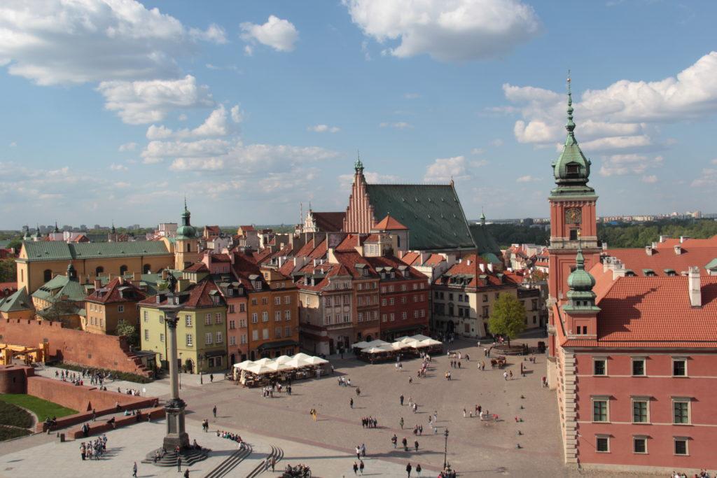 Varsovie, Stare-Miasto