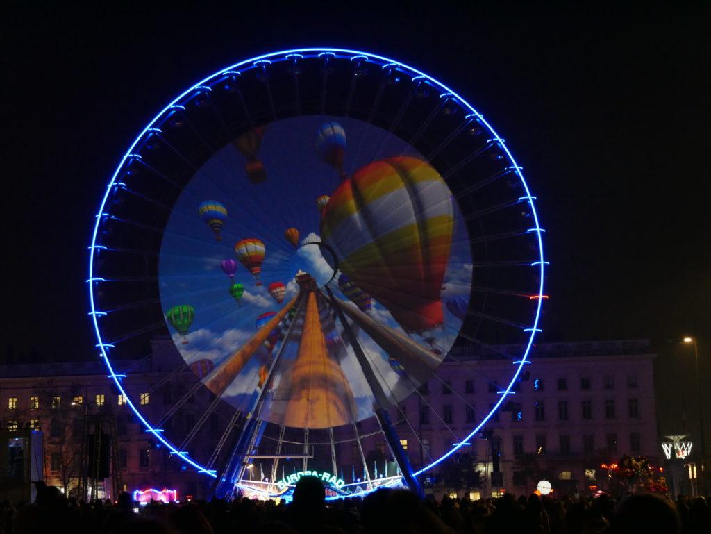 Lyon, fêtes des Lumières