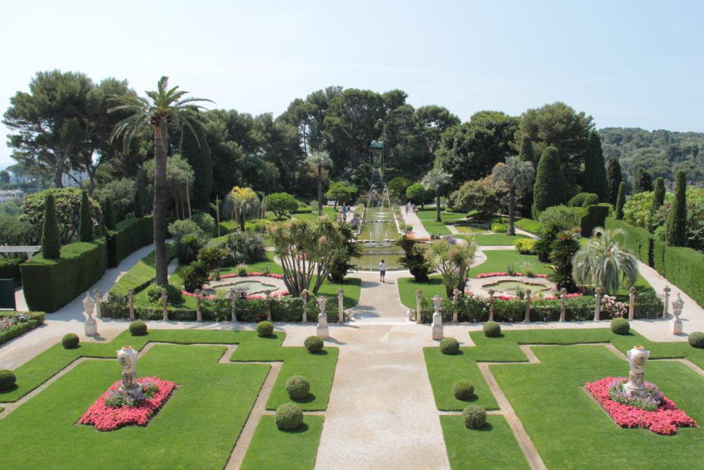 Le jardin à la Française
