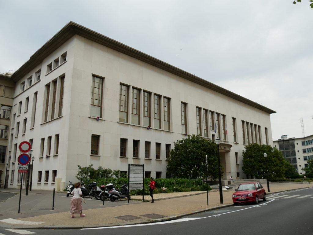 La mairie, Tony Garnier