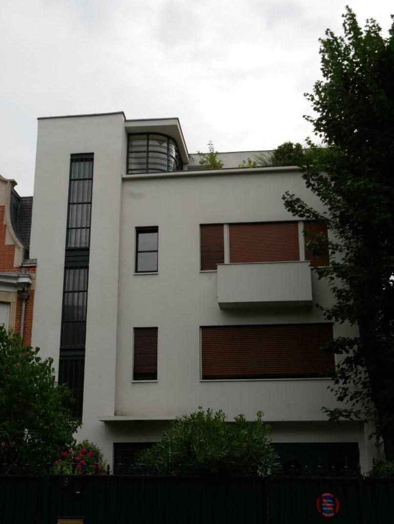 Villa de l'architecte Mallet Stevens