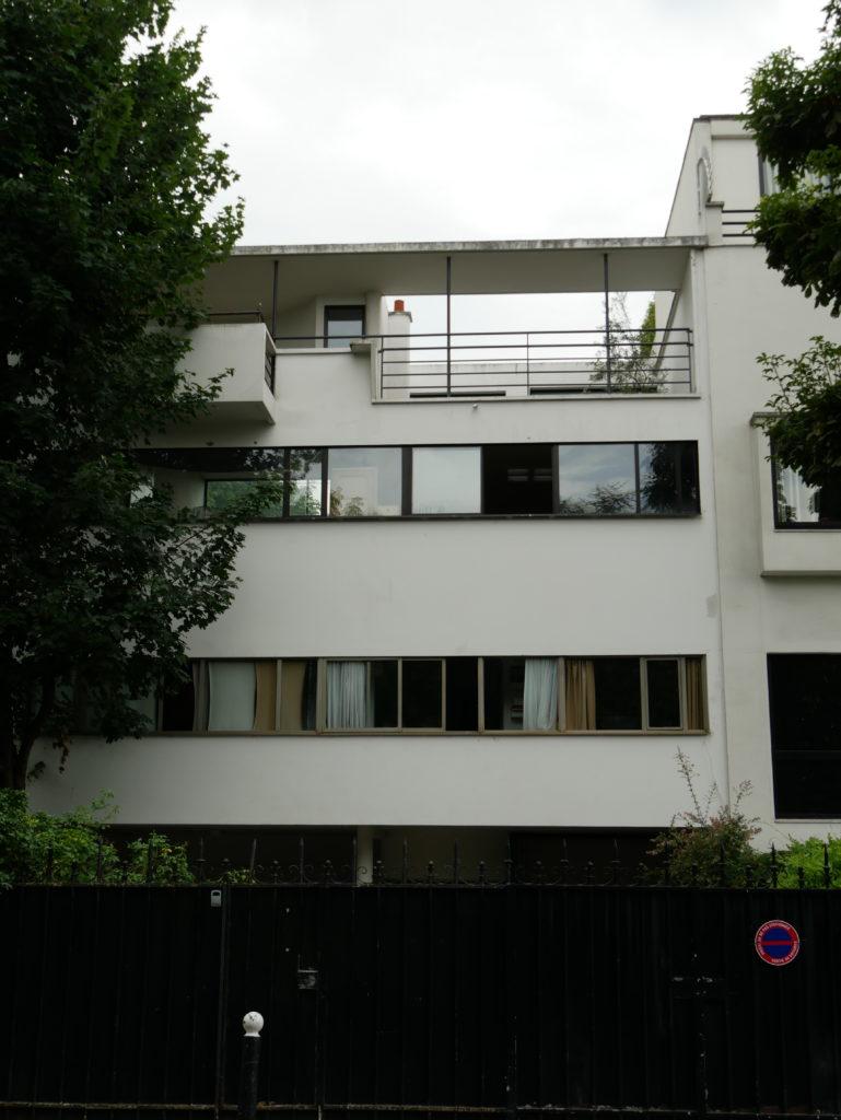 Villa Cook, de Le Corbusier