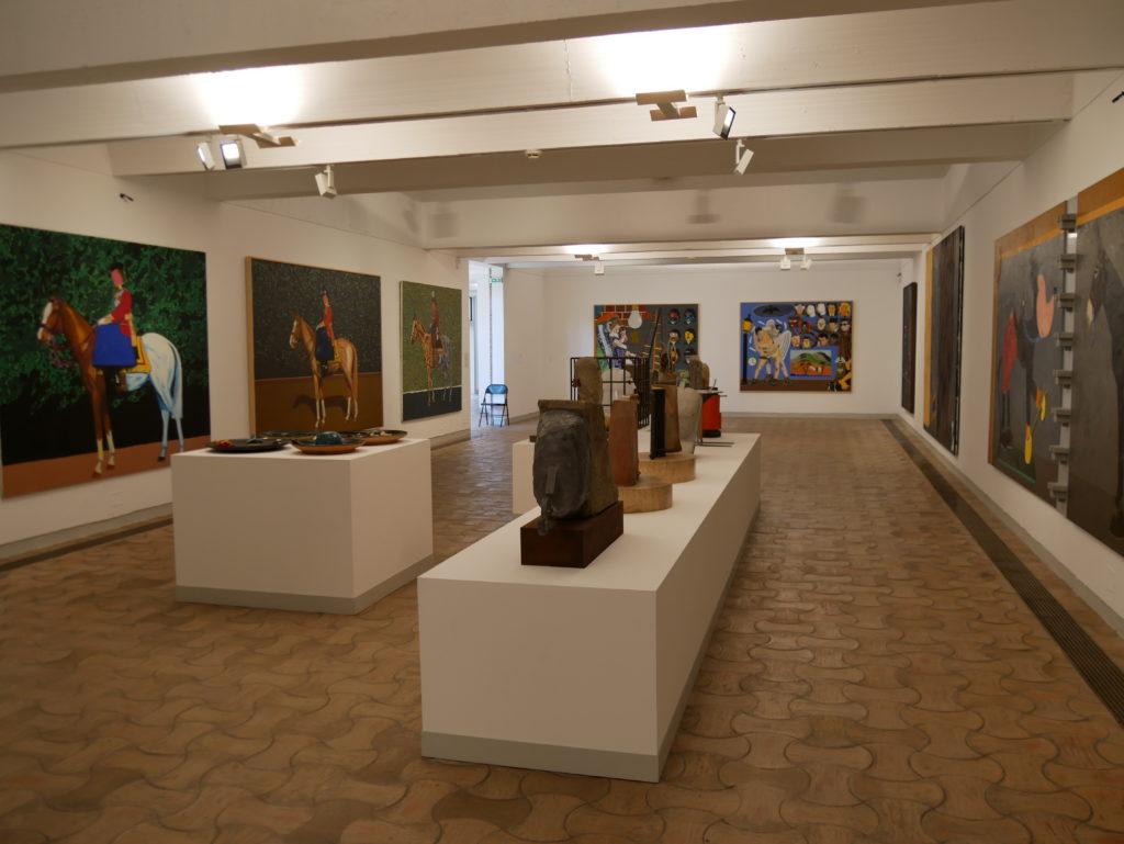 Exposition Eduardo Arroyo