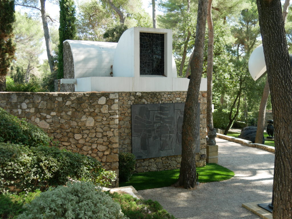 La Chapelle, Fondation Maeght