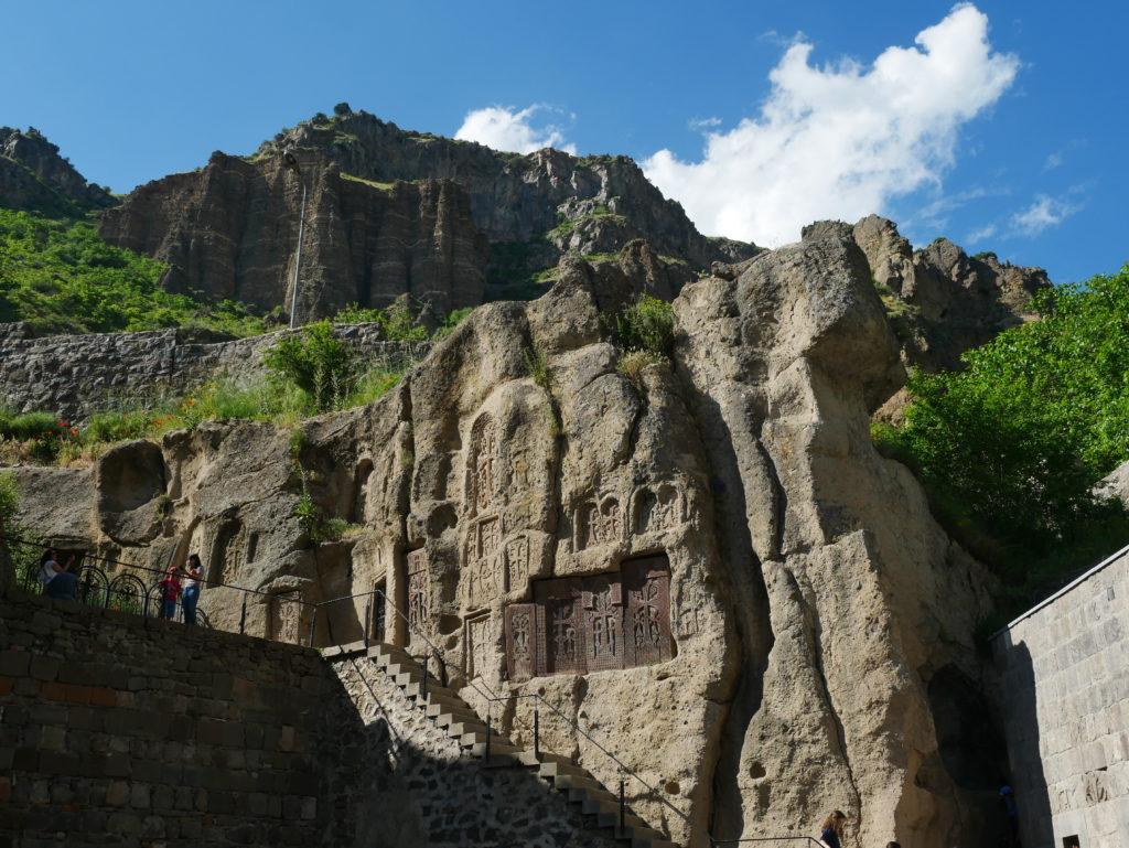 Monastère deGhéghard