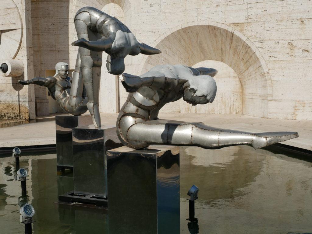 Divers, par David Martin