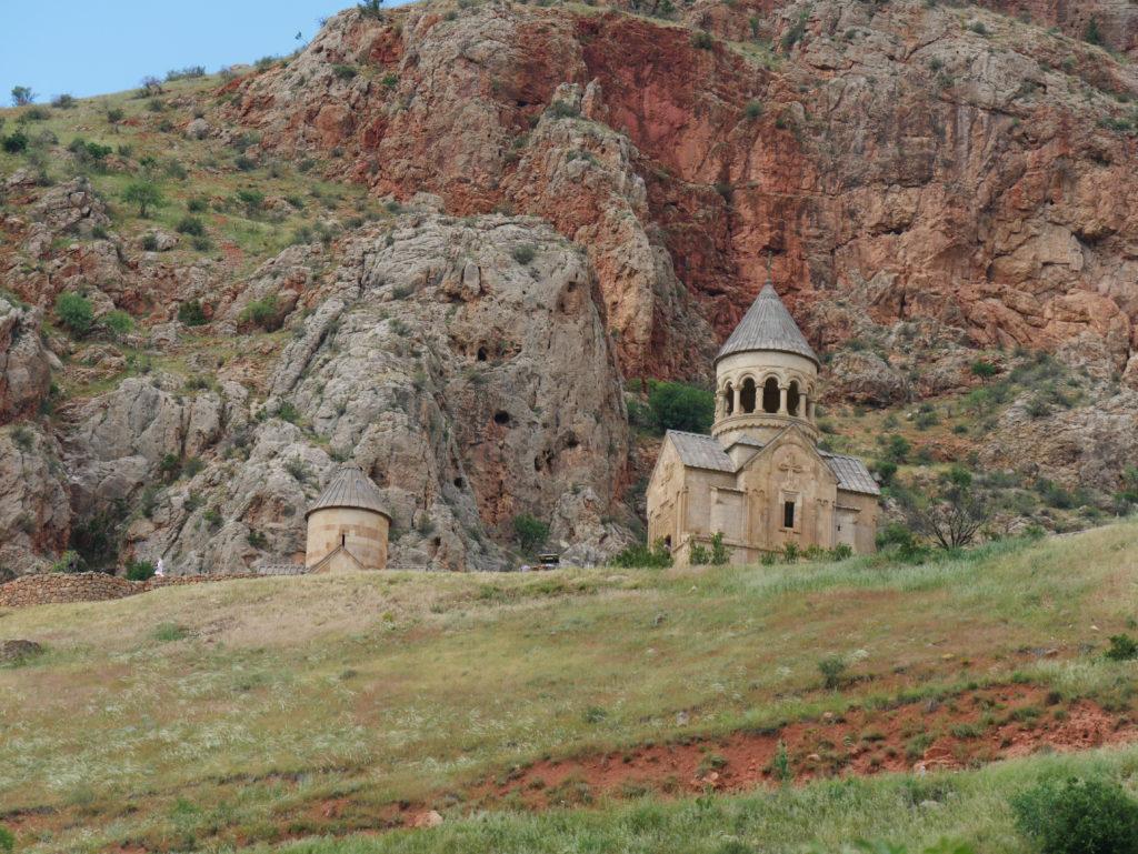 Monastère de Noravank, vue générale