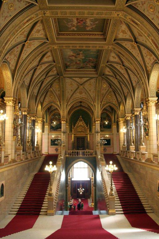 Escaliers d'honneur