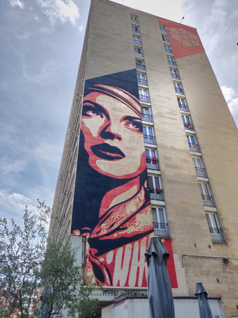 Shepard Fairey, Rise Above Rebel