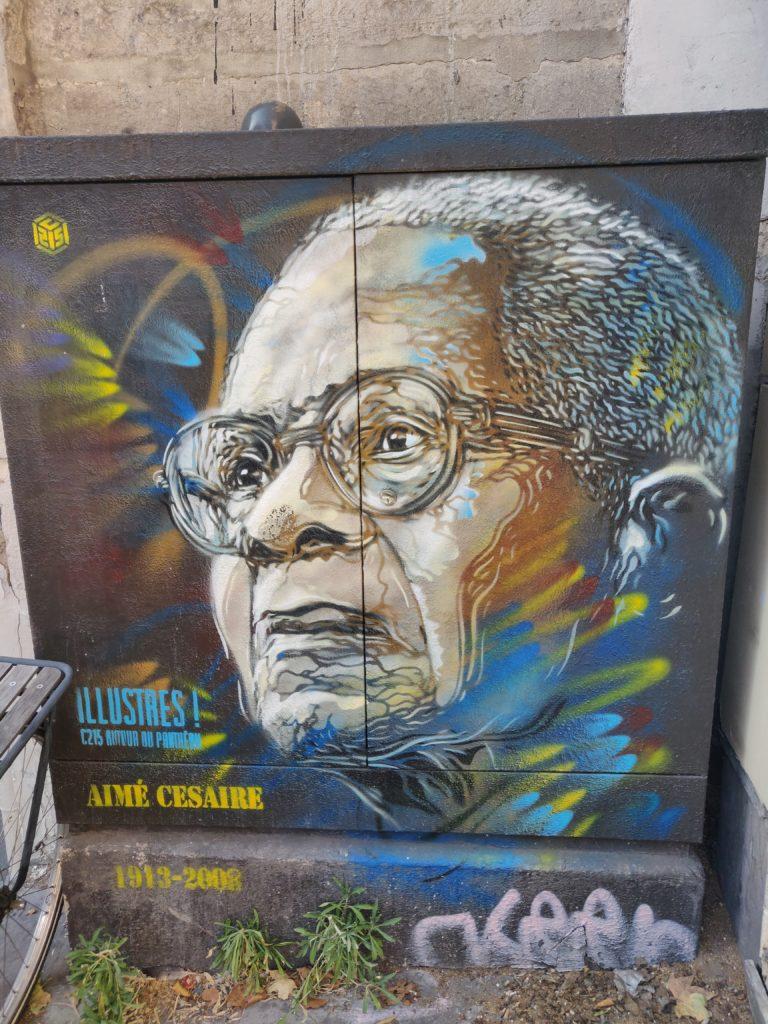 Aimé Cesaire