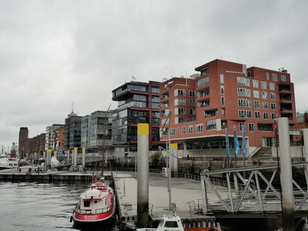 Quartier de  Hafencity
